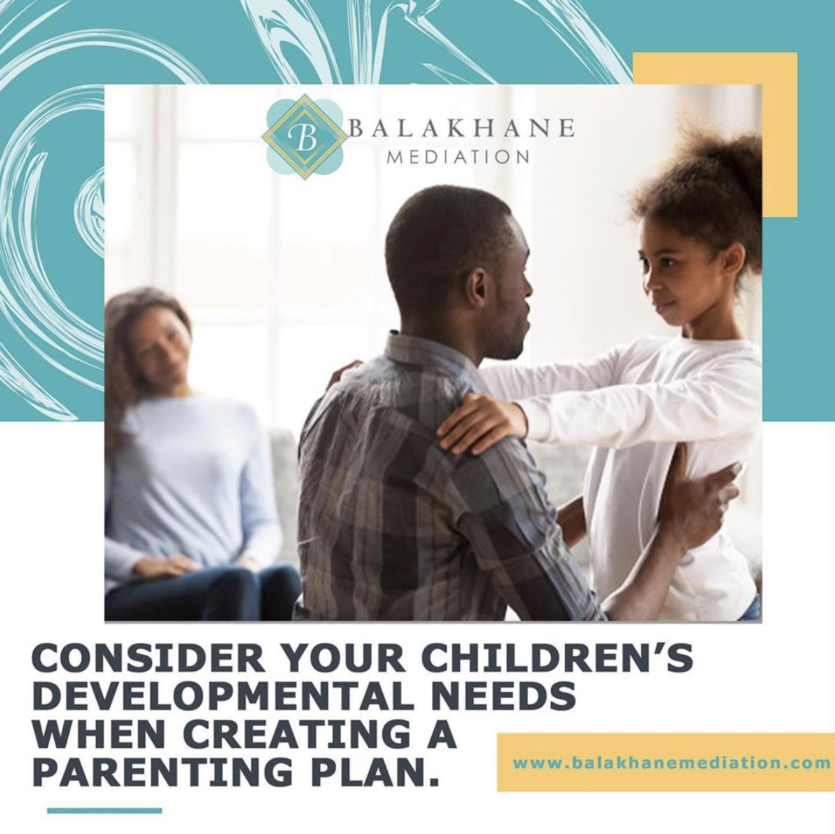 parenting and divorce mediation